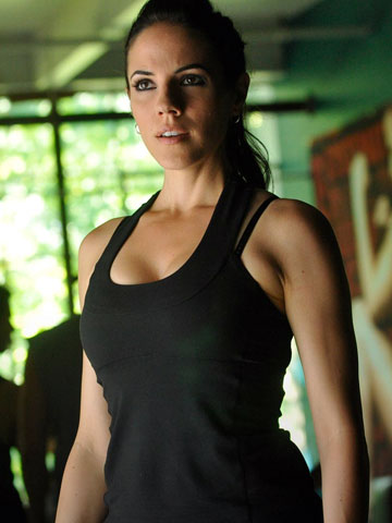 Lost Girl and Anna Silk – FAN!